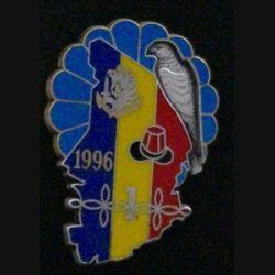 1° RHP : 1° RÉGIMENT DE HUSSARDS PARA 1°ESC ÉPERVIER 1996