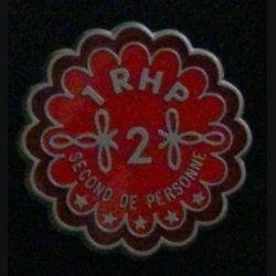 1° RHP : 1° RÉGIMENT DE HUSSARDS PARA 2° ESCADRON TYPE 1 (BALME)