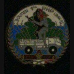 1° RHP : 1° RÉGIMENT DE HUSSARDS PARACHUTISTES LIBAN 78