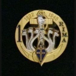 1° RIMA : 1° RÉGIMENT D'INFANTERIE DE MARINE ECS N° 115 (BALME) (L 196)