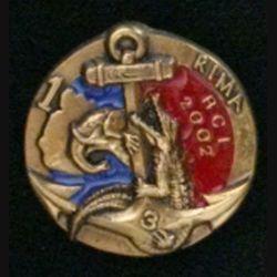 1° RIMA : 1° RÉG D'INF DE MARINE 3°ESC RCI 2002 COTE D'IVOIRE N°74 (L 196)