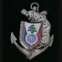 1° RIMA : 1° RÉGIMENT D'INFANTERIE DE MARINE 4° CIE FINUL LIBAN fab Fraisse (L 196)
