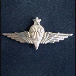 YEMEN : Insigne de brevet parachutiste yéménite (L1)
