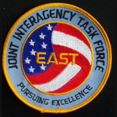 insigne tissu patche US joint interagency task force