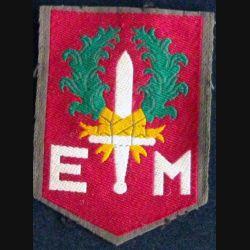 Insigne tissu inconnu d'Etat major (de pays ?)