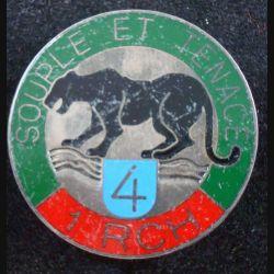 1° RCH :  4° escadron du 1° régiment de chasseurs n° 2 / 250 (L84)