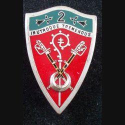 2° RCH : 2° régiment de chasseurs de fabrication Drago G. 2263 (L85)