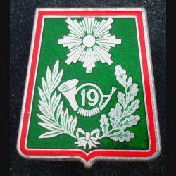 19° RCH :  19° régiment de chasseurs de fabrication Delsart G. 1333 (L89)