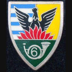 6° RCH : 6° régiment de chasseurs fabrication Fraisse G. 2880