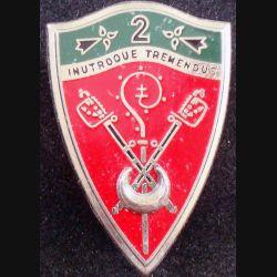 2° RCH : 2° régiment de chasseurs de fabrication Fraisse G. 2263 (L85)