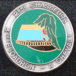 2° RCH : 3° escadron du 2° régiment de chasseurs de fabrication Fraisse 1984 (L85)