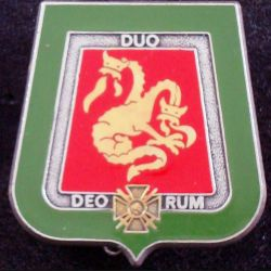 11° RCH : 2° escadron du 11° régiment de chasseurs de fabrication Delsart (L89)