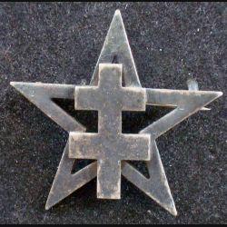 1° RMSM : Amicale du 1° régiment de marche de spahis marocains en argent (L 61)