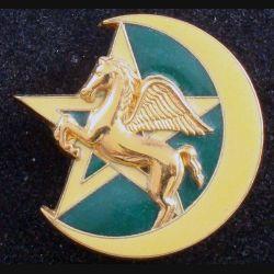 1° RS : 3° escadron du 1° régiment de spahis de fabrication Drago en émail (L 67)