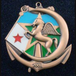 1° RS : 3° escadron du 1° régiment de spahis à Djibouti en 2008 de fabrication J.Y Ségalen n° 202 (L67)