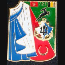 1° RS : 1° régiment de spahis au Kosovo BATFRA 18° mandat n° 2008 (L 66)