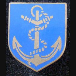 ECU de Gendarmerie : Écu de la gendarmerie d'Outre mer de fabrication A.B G. 2169 en émail (L 73)