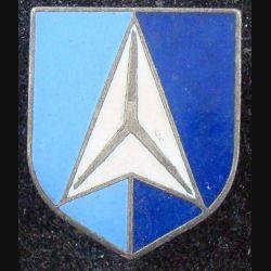 ECU de Gendarmerie : écu de la gendarmerie de l'armement de fabrication AB (Arthus Bertrand) en émail (L 73)