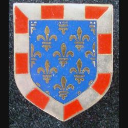 ECU de Gendarmerie : Écu de la 4° légion Bis mixte de gendarmerie de Tours de fabrication Drago Paris (L 73)