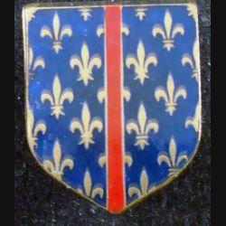 ECU de Gendarmerie : écu de la 1° légion de gendarmerie mobile d'Arcueil de fabrication Drago Paris (L 73)