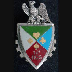 14° RCS : 14° régiment de commandement et de soutien de fabrication Delsart Sens G. 2566