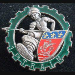 1°RT : 1° régiment du train de fabrication Fraisse H. 582 (L225)