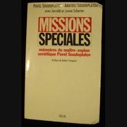 1. MISSIONS SPÉCIALES PAR PAVEL SOUDOPLATOV (C139)