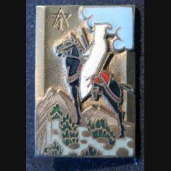 1° RSM : 1° régiment de spahis marocains Drago Béranger burnous blanc et ciel bleu clair (L 61)