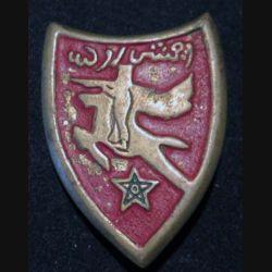 2° RSMEO : 2° régiment de spahis marocains en Extrême Orient de fabrication locale peint (L 62)