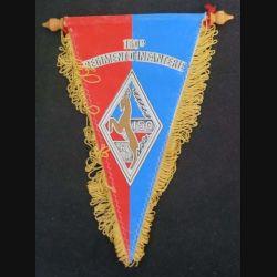 150° RI : fanion du 150° régiment d'infanterie en tissu imprimé