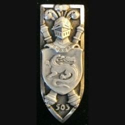 503° RCC : 503° REGIMENT DE CHARD DE COMBAT