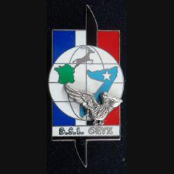 BSL ORYX : Bataillon de Soutien Logistique Oryx en Somalie de fabrication Fraisse n° 151 (L108)