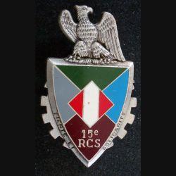 15° RCS : 15° régiment de commandement et de soutien de fabrication DRAGO G. 3406 (L226)