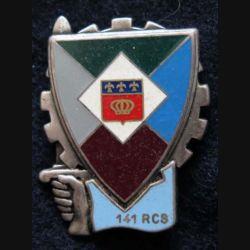 141° RCS : 141° régiment de commandement et de soutien de fabrication FRAISSE G. 3006 (L226)