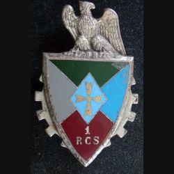 1° RCS : 1° Régiment de Commandement et de Soutien de fabrication DRAGO G. 2606 plat