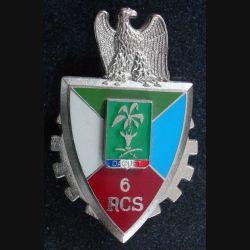 6° RCS DAGUET : 6° Régiment de Commandement et de Soutien DAGUET de fabrication DELSART G. 3201 (L226)