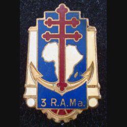 3° RAMa : 3° Régiment d'Artillerie de Marine DRAGO PARIS (L 183)