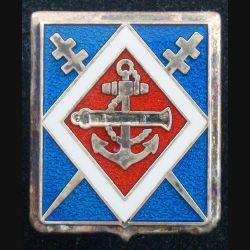 1° RAMa : 1° Régiment d'Artillerie de Marine de fabrication BOUSSEMART G 2113 translucide argenté (L184)