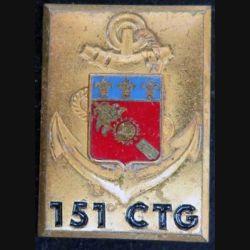 151° CTG : 151° Compagnie de Transit et de Garnison DRAGO PARIS G. 2326 (L 213)