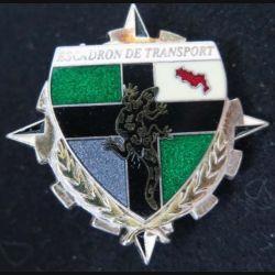 7° RCS : Escadron de Transport du Régiment de Commandement et de Soutien IFOR BOUSSEMART translucide (L226)