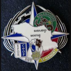 10° RCS :Escadron de Circulation et Transport du RCS SFOR DELSART (L226)