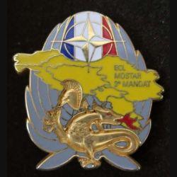 5° RCS : Escadron de Commandement et Logistique du RCS SFOR LR PARIS (L226)