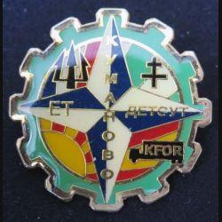 516° RT : Escadron de Transport du 1° Bataillon Logistique à Kumanovo de fabrication locale (L 115)