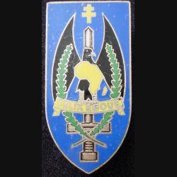 EFORTOM : Ecole de Formation des Officiers Ressortissants T.O.M- 8° Promo Félix Eboué Drago Paris émail (L 210)