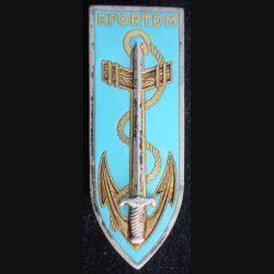 EFORTDM : Ecole de Formation des Officiers Ressortissants T.D.M Drago G. 1442 émail (L 210)