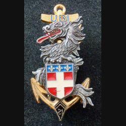 21° RIMa : UBI Noël 1998 du 21° Régiment d'Infanterie de Marine de fabrication FIA