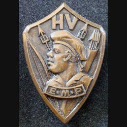 EMP OUAGADOUGOU : Ecole Militaire Préparatoire de OUAGADOUGOU Haute Volta Arthus Bertrand poinçon (L 217)