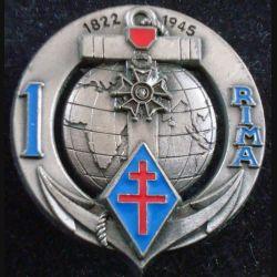 1° RIMA : 1° Régiment d'Infanterie de Marine de fabrication Delsart H. 179 (L 196)