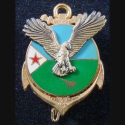 5° RIAOM : 2° Bie S-A du 5° Régiment Inter Armes d' Outre Mer La Doudah Delsart