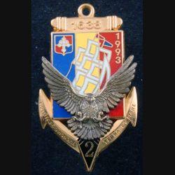 2° RIMA : 2° Régiment d'Infanterie de Marine EPERVIER TCHAD 1993  Fraisse (L 200)